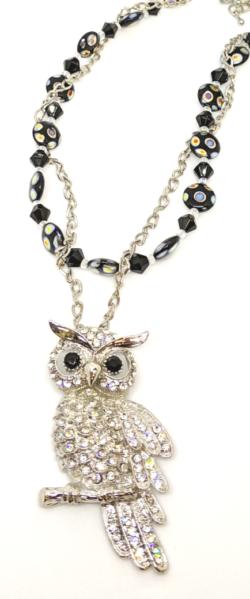 Black Nugget Owl