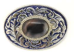 Brazilian Agate Buckle