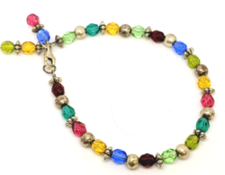 Glass Rainbows Bracelet