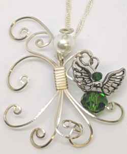 Teresa's Angel-Green