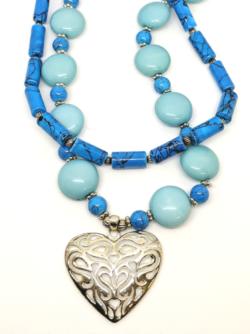 Turquoise Sweetheart