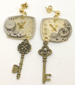 Magical Clock Key