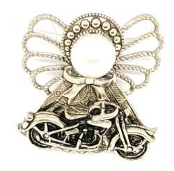 Motorcycle Angel