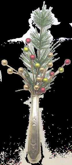 Christmas Memory Vase 2